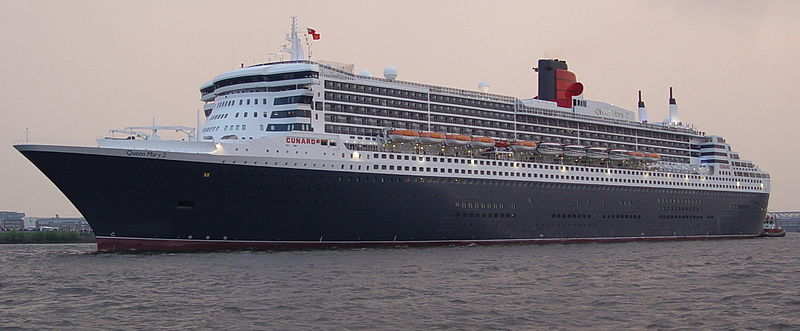 Queen Mary Ocean Liner History http://larepeater.org/2012/01/12/trivia-question-11212-the-queen-mary/