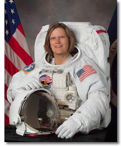 Astronaut Kathryn Sullivan