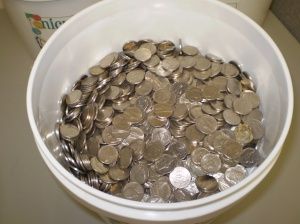 Bucket of Nickels