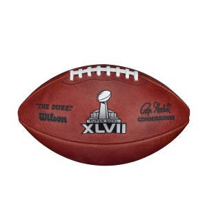 Super Bowl 47 Football