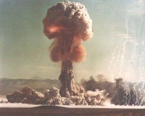 Nuclear Bomb Blast