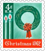 First Christmas Stamp